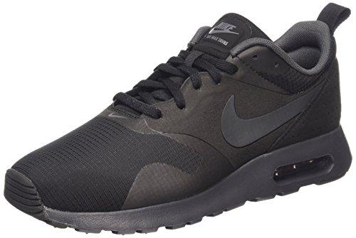 Nike Nike Air Max Tavas, Herren Sneakers, Schwarz (All Black), 45 EU