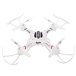 FY550 upgrated fayee fy 550–1 4Kanal 2,4 g - 6 axes gyroscope rC quadcopter uFO drone avec 2.0MP caméra hD