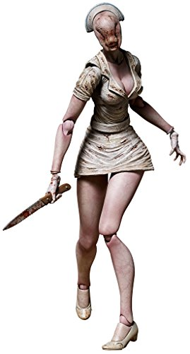 Good Smile Silent Hill 2: Bubble Head Krankenschwester Figma Action Figure (Horror Figur Kostüm)