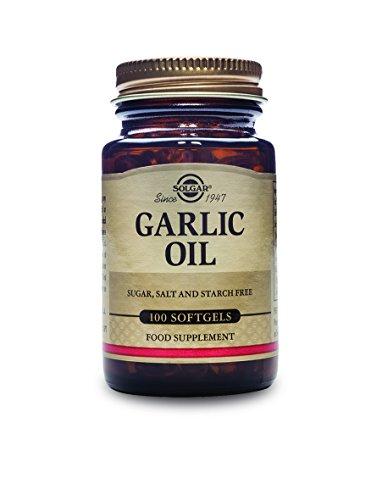 Solgar Garlic Oil Softgels 100 Stück
