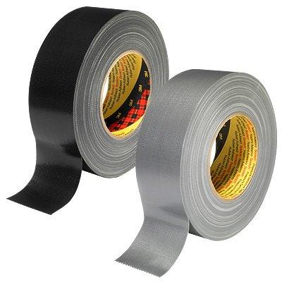 Universal Gewebe-Klebeband, 50 mm x 50 m, gelb