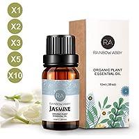 Jasmin 100% NaturReines ÄTherische Öl Aromatherapie Jasminöl Duft Hautpflege 10mL preisvergleich bei billige-tabletten.eu