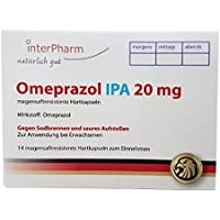 OMEPRAZOL IPA 20 mg magensaftresistente Hartkaps.14 Stück preisvergleich bei billige-tabletten.eu