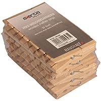 axentia 50 Holz Wäscheklammern