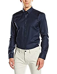 SELECTED HOMME Herren Slim Fit Business Hemd 16044020