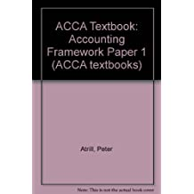 ACCA Textbook: Accounting Framework Paper 1