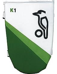 Kookaburra K1Cricket bateo de absorción de choque correas elásticas para Touch muslo Guardia, multicolor