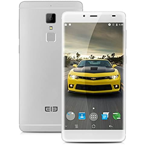 Elephone S3 - Smartphone Móvil Libre Android 6.0 4G (5.2