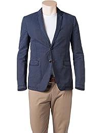 BOSS Orange Herren Sakko Anzugjacke, Größe: 50, Farbe: Blau