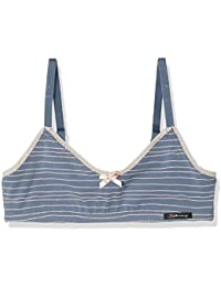 Skiny Sporty Stripes Girls Bustier, Niñas