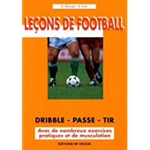 Leçons de football : Dribble-Passe-Tir