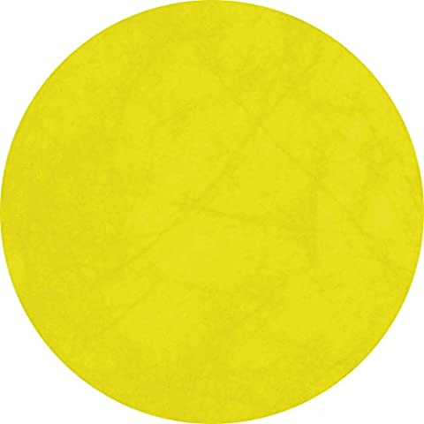 Aptafêtes–em422–Bolsita de 10manteles individuales de mesa–no tejida–redondos–Talla 34cm)