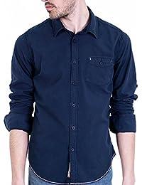 Unnati - Camisa Fantasia sobretintada