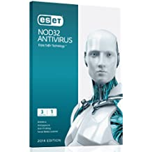 ESET NOD32 AntiVirus 7 - 3 PCs (Minibox)