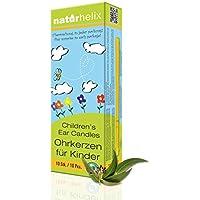 Naturhelix Kinder-Ohrkerzen mit Eukalyptus-Öl - 10er-Packung preisvergleich bei billige-tabletten.eu