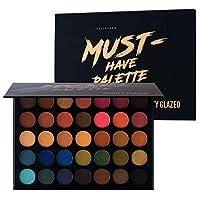 Beauty Glazed Waterproof Eyeshadow Powder Palette -Set of 35 Colours