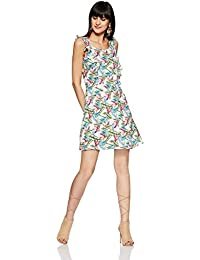DJ&C By fbb Women's Tulip Mini Dress