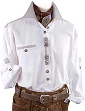 Top-Quality - Trachtenhemd Herre