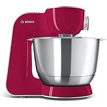 Querías decir: batidoras pasteleria · Bosch MUM58420 CreationLine - Robot de cocina (1000 W, acero inoxidable), 7