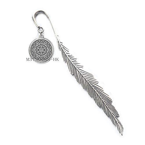 Mandala Jewelry-MT364 - Segnalibro con mandala
