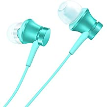 Xiaomi Piston In-Ear Auriculares Auriculares Auriculares Auriculares con mando a distancia y Mic -