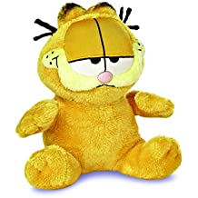 Garfield - Teddy Peluche pupazzo di pezza Garfield 15 centimetri