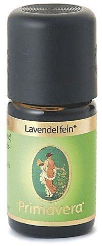 Primavera: Lavendel fein, bio, 5 ml -