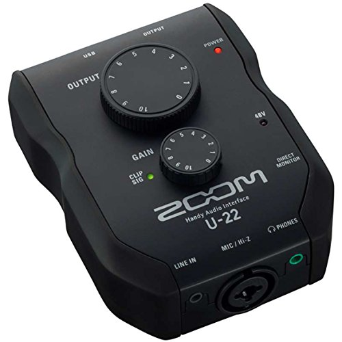 Zoom U-22 Interfaccia Audio