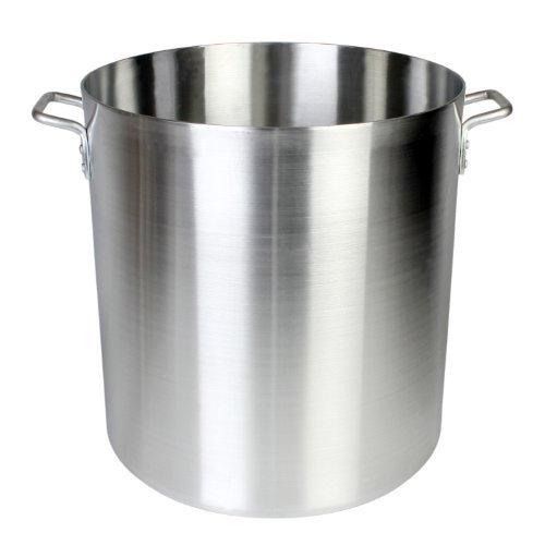 Thunder Group 60 Quart Aluminum Stock Pot by Thunder Group 60 Quart Stock Pot