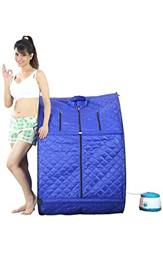 V Care Portable Therapeutic Steam Sauna Bath Home Spa Weight Loss sweden machine for health and beauty