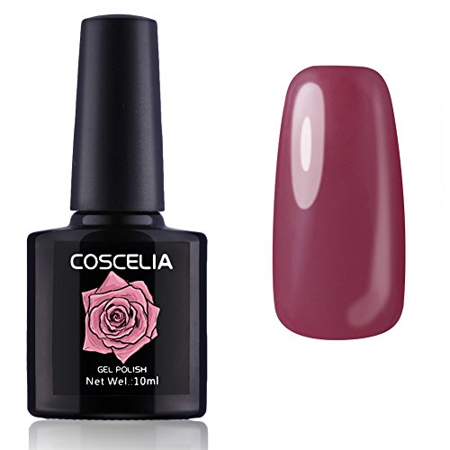 Coscelia 10ml UV Gel Farbgel Gel Polish Nagel Gellack UV Lacke 4#