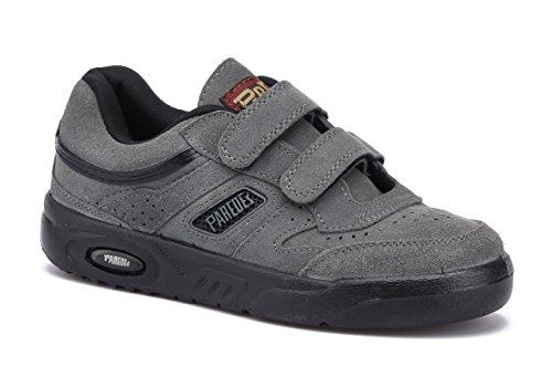 Paredes-DP104-GR37-ecologico-serraje-velcro-calzado-de-trabajo-O1-tamao-37-gris