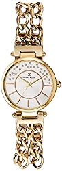 Daniel Klein Analog Silver Dial Womens Watch-DK10956-5