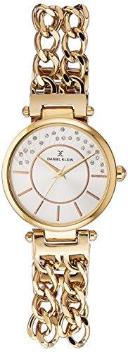 41z 3EBIocL - Daniel Klein DK10956 5 Silver Women watch