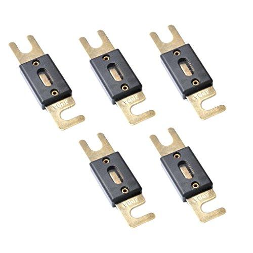 KESOTO 5 Pièces an 300 Amp 300a Kit De Fusible Audio Voiture Disjoncteur