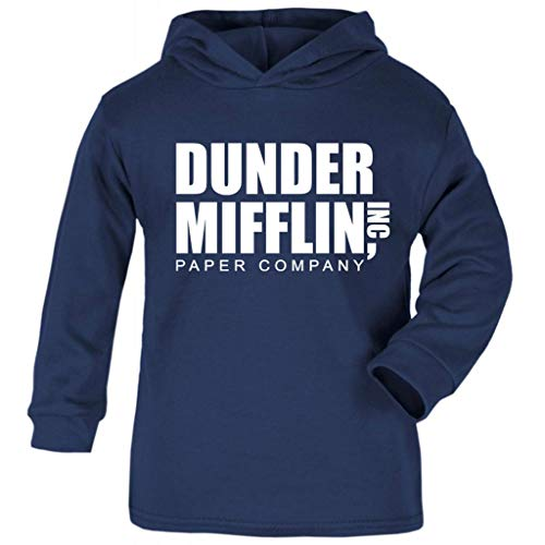 Cloud City 7 Dunder Mifflin Paper Company The Office USA Baby and Kids Hooded Sweatshirt (Dwights Kostüm)