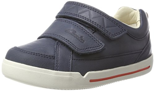 Clarks Lilfolktobyinf, Sneakers Basses garçon