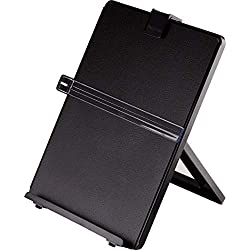 Fellowes 21106 Porte-copie chevalet avec guides-lignes
