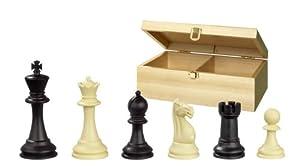 Philos-Spiele - Figura de ajedrez, 2 Jugadores (4014160000000) Importado