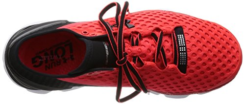 Under Armour Ua Speedform Gemini 2, Chaussures de Sport Homme Rouge / Blanc / Noir