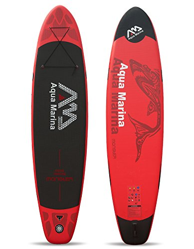 Monster (12ft / 3.65m) Inflatable Stand Up Paddle Board Sup Picture