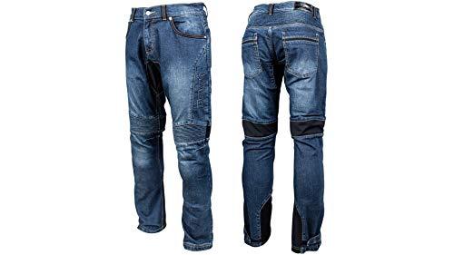 Preisvergleich Produktbild HEVIK Jeans Titan Herren BLAU 52