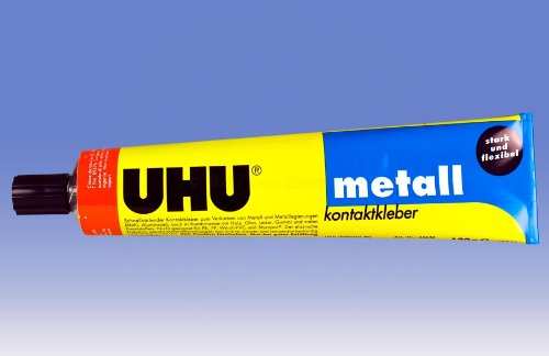 UHU Metall-Kontaktkleber (X8)