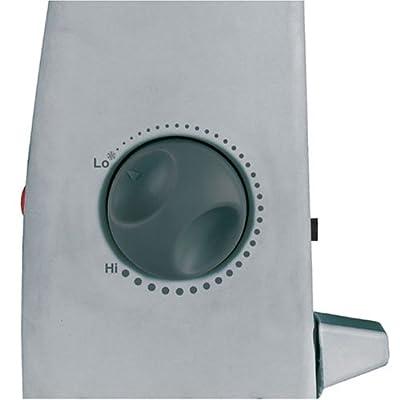 Einhell Frostwächter FW 500 (500 Watt, Mica Heizelement, stufenloses Thermostat, Stand- oder Wandgerät, Frostschutz) von Einhell bei Heizstrahler Onlineshop