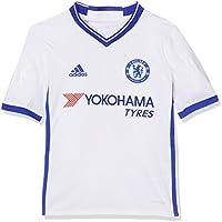 Adidas CFC 3 JSY Y Troisième - T-Shirt de Club Chelsea FC 2015/16 pour Garçon