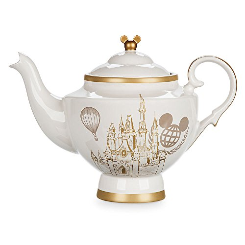 Walt Disney World Vintage colección Tea Pot blanco