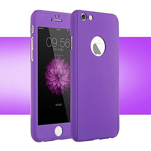 iPhone 6Plus/6S Plus Full Body Hardcase-inspirationc 360Alle Rund Schutzhülle für iPhone 6Plus/6S Plus 14cm