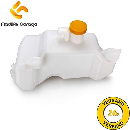 madlife Garage 21710 Seringue - 43b01 72 mm refroidissement liquide réfrigérant réfrigérant Réservoir