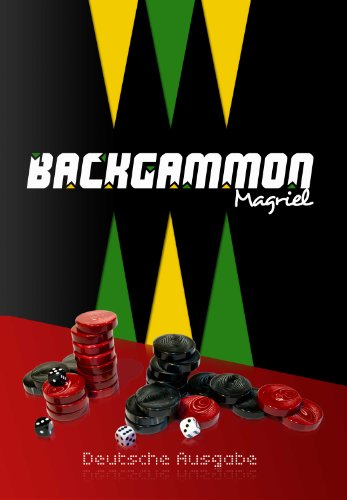 Backgammon (Deutsche Ausgabe, German Edition)