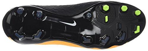Nike Hypervenom Phatal Iii Dynamic Fit (Fg), Chaussures de Football Homme Orange (Laser Orange/White-Black-Vert Volt-White)